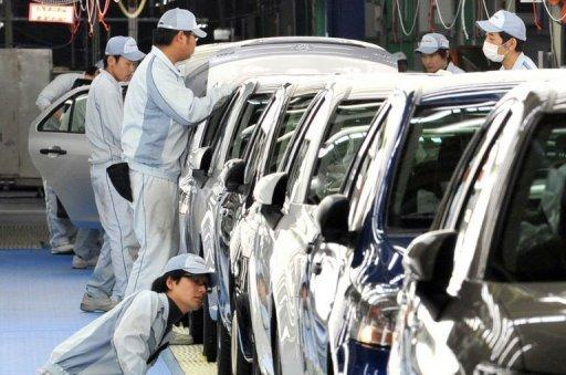 Japan's economy shrinks, raising fears of recession