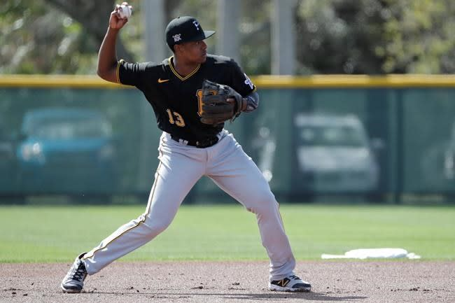 Pirates rookie 3B Hayes ready to carry on family legacy