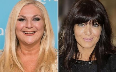 Vanessa Feltz and Claudia Winkleman were among the highest paid women