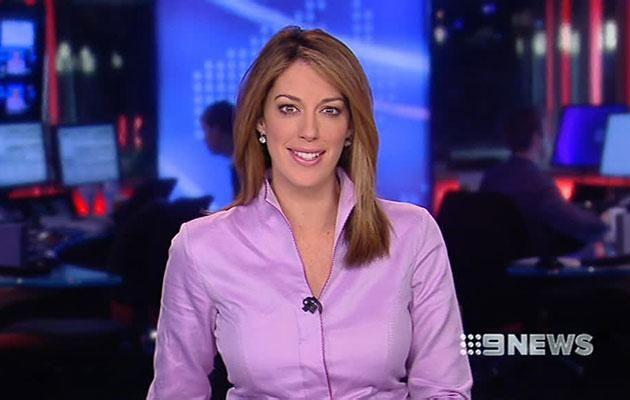 Stu and Samantha previously dated, but the presenter denies she was blindsided by his decision. Source: Channel 9