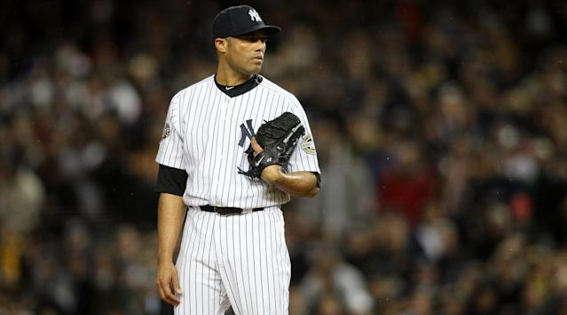 A Hall of Fame voter says he'd rather not vote than vote for Mariano Rivera, which is the latest example of Hall of Fame grandstanding. (AP)