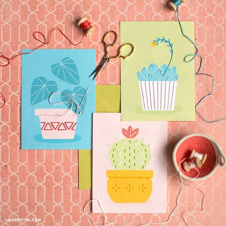 """<p>If your mom loves to sew—and especially if she passed that love on to you—she'll be tickled by any of these cute sewn cards. Plus, she could even frame the card and place it on her mantle or hang it on the wall. </p><p><strong>Get the tutorial at <a href=""""https://go.redirectingat.com?id=74968X1596630&url=https%3A%2F%2Fliagriffith.com%2Fdiy-lacing-cards-mothers-day%2Fhttps%3A%2F%2Fliagriffith.com%2Fdiy-lacing-cards-mothers-day%2F&sref=https%3A%2F%2Fwww.thepioneerwoman.com%2Fholidays-celebrations%2Fg35668391%2Fdiy-mothers-day-cards%2F"""" rel=""""nofollow noopener"""" target=""""_blank"""" data-ylk=""""slk:Lia Griffith"""" class=""""link rapid-noclick-resp"""">Lia Griffith</a>. </strong></p><p><a class=""""link rapid-noclick-resp"""" href=""""https://www.amazon.com/Quality-Supplies-Beginners-Emergency-Campers/dp/B073YKW2ZZ?tag=syn-yahoo-20&ascsubtag=%5Bartid%7C2164.g.35668391%5Bsrc%7Cyahoo-us"""" rel=""""nofollow noopener"""" target=""""_blank"""" data-ylk=""""slk:SHOP SEWING KITS"""">SHOP SEWING KITS</a></p>"""