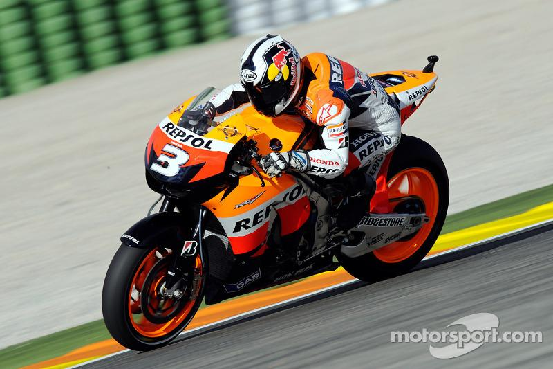 """2009. Dani Pedrosa<span class=""""copyright"""">Red Bull GmbH and GEPA pictures GmbH</span>"""