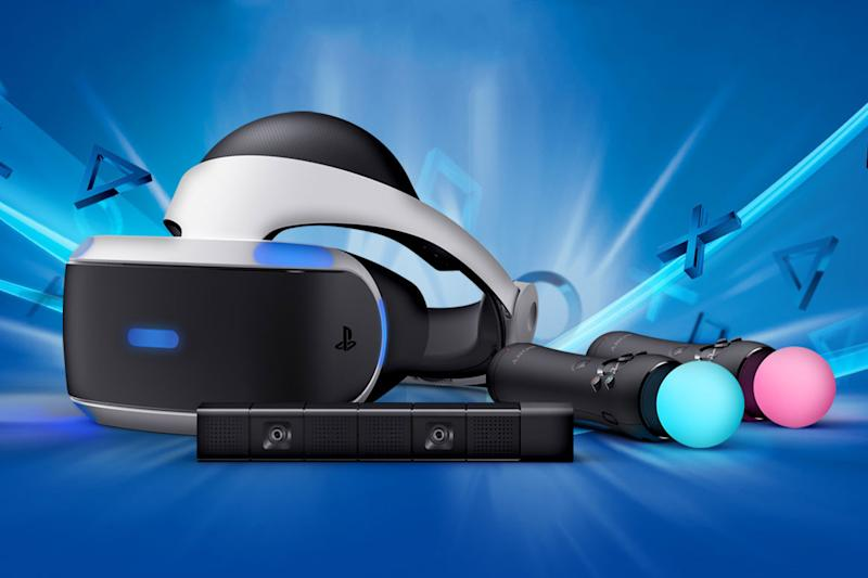 Sneak peek: Sony showing off its PlayStation VR headset at New York City showroom