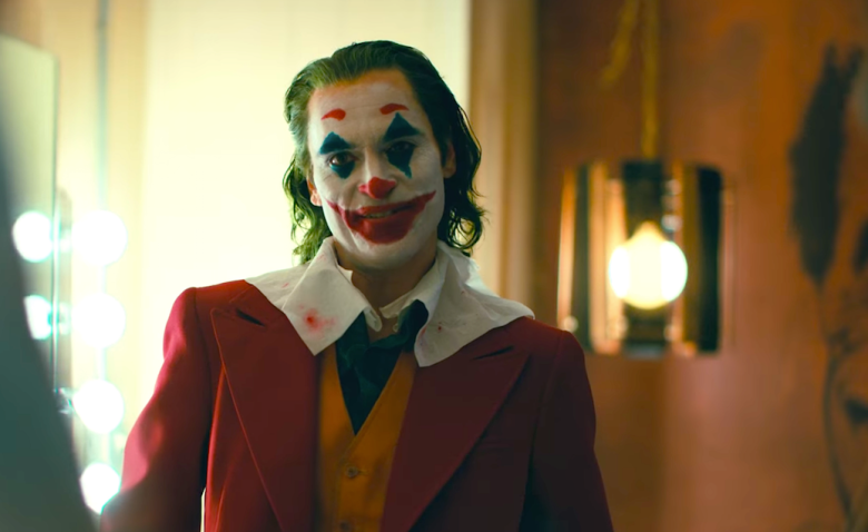 Joaquin Phoenix has received rave reviews for his performance in comic book movie 'Joker', since it premiered in Venice. (Credit: Warner Bros)