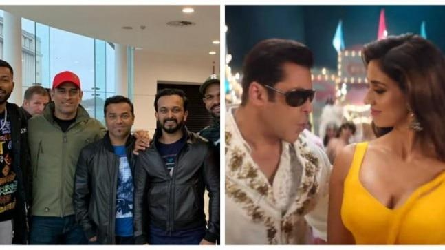 Salman Khan's Bharat has received a thumbs up from the Indian cricket team. Overwhelmed, the actor took to Twitter and thanked them for watching the film.