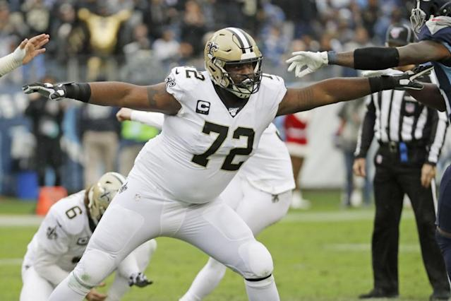 Terron Armstead reflects on Saints' season, injuries: 'Things are starting to feel better'