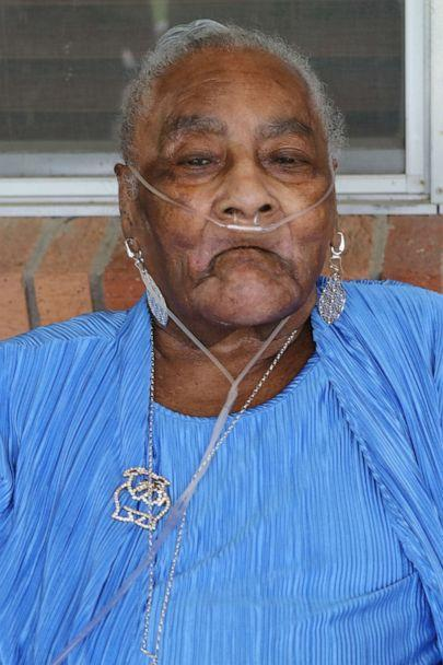 PHOTO: Catherine Miller survived a battle with COVID-19. (SC State )