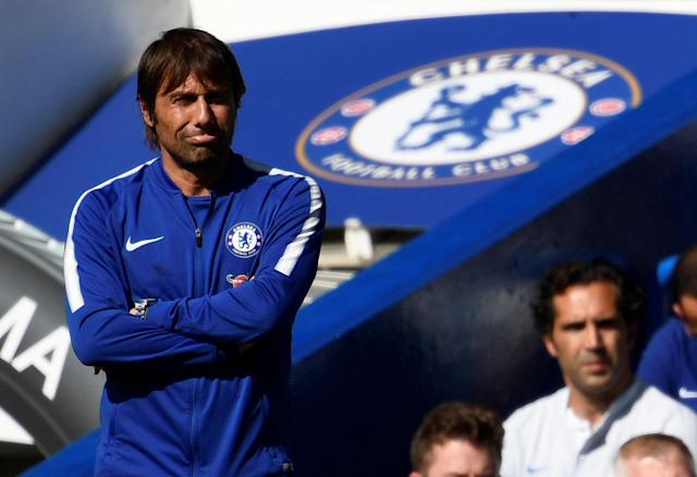 Antonio Conte's position at Chelsea has come under scrutiny