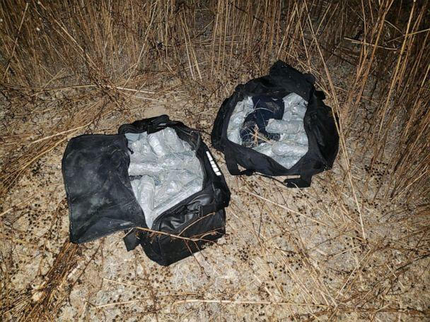 PHOTO: U.S. Border Patrol agents arrested a 16-year-old boy on Sunday who was using a remote-controlled car to transport methamphetamine across the border. (U.S. Customs and Border Protection)