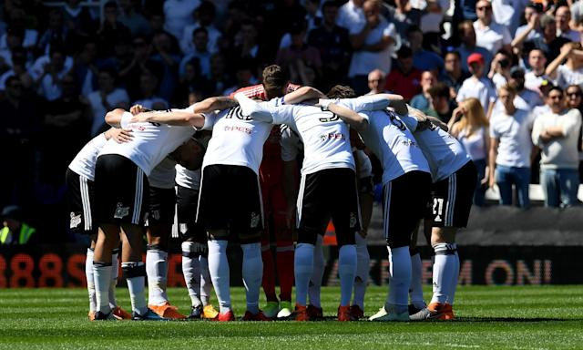 Fulham blew their chance of automatic promotion at Birmingham on the final day but the Championship's third-place side has won the play-offs in four of the past 10 seasons.