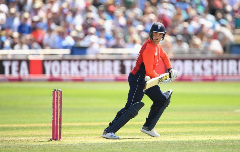 Jason Roy provided England with a brilliant start and scored 70 off just 38 balls
