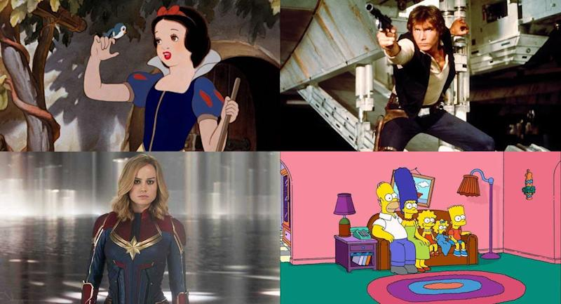 Disney+: 10 Movies We Can't Believe Are Going to Be Available