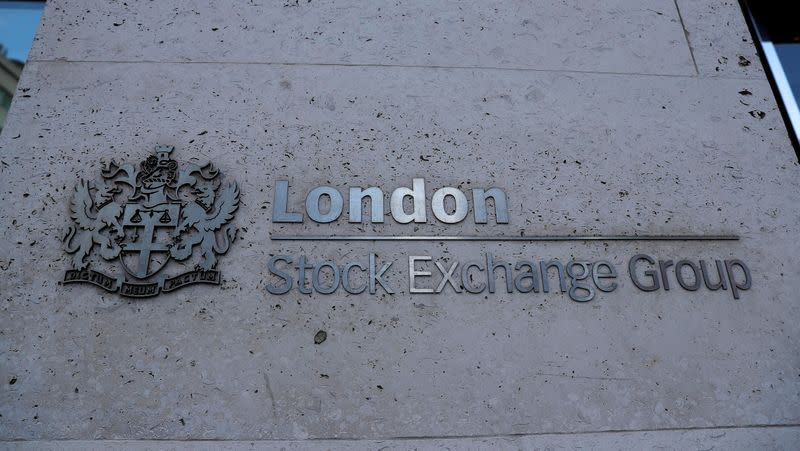 London stocks end lower as HSBC, British American Tobacco weigh