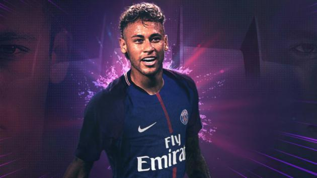 Neymar: PSG's ambition attracted me