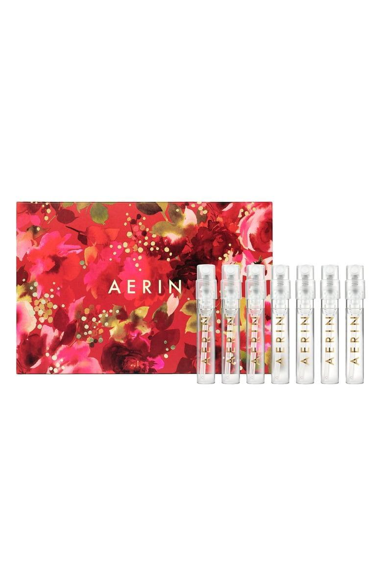 <p>Let them find their perfect scent with this <span>Aerin Beauty Eau de Parfum Discovery Set</span> ($30).</p>