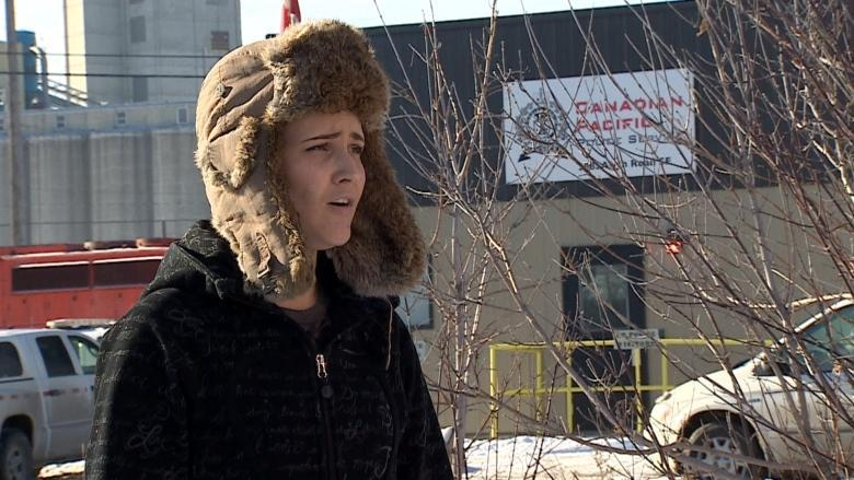 CP Rail train conductor speaks out on her firing after Banff derailment
