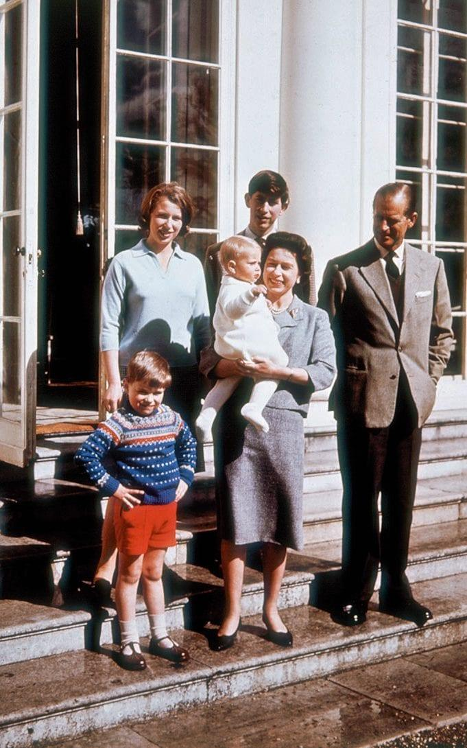 royal family  - Photo by Keystone/Getty Images