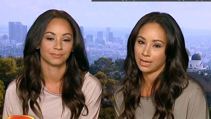 The Twinz. Source: The Morning Show