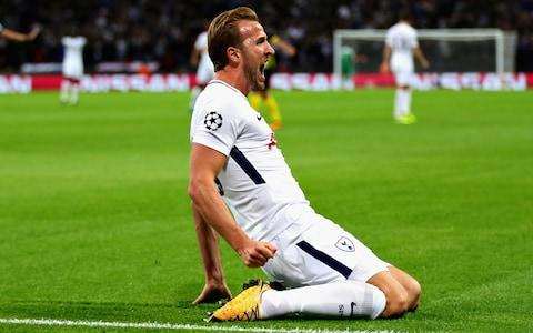 Harry Kane - Credit: Getty images