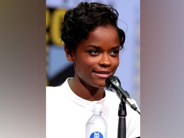 'Black Panther' fame actor Letitia Wright