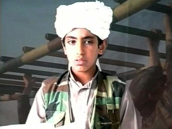 Osama bin Laden's son vows revenge on the west for killing his father