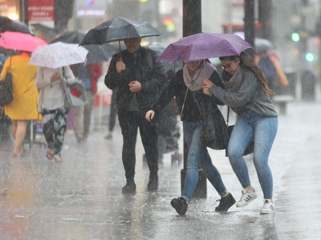 A 'danger to life' alert has been issued for Britain as storm Hector is set to batter the north and Scotland on Thursday