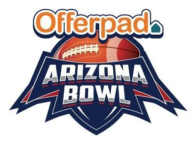 The Arizona Bowl is proud to announce that Offerpad will be the title sponsor for the 2020 nationally televised game. The Offerpad Arizona Bowl kicks off at Arizona Stadium at 12:00pm MST (2pm EST) and will be presented by CBS Sports on the CBS Television Network.