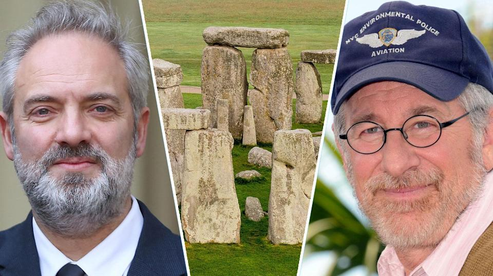 Sam Mendes and Steven Spielberg face battle with local conservationists over new film <i>1917</i> (SWNS)
