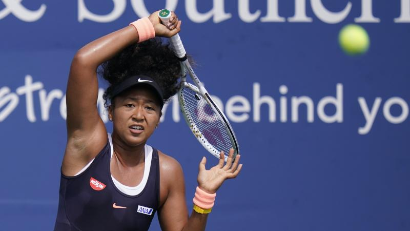 Naomi Osaka withdraws from Western & Southern Open final through injury