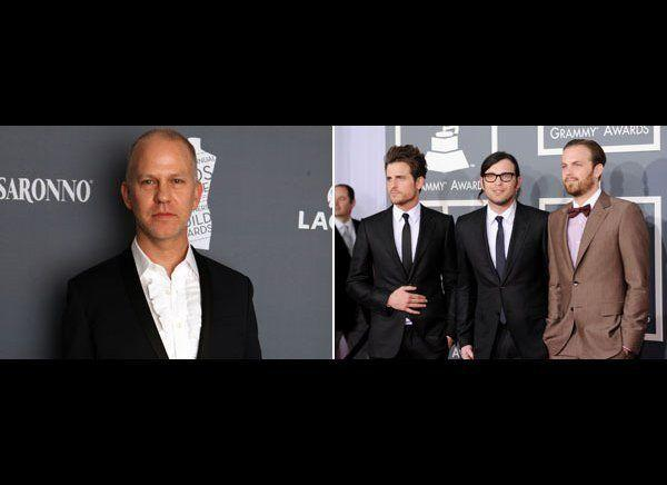 "This feud started after Kings of Leon declined to allow the Fox series ""Glee,"" to cover one of its songs on a future episode. ""Glee"" creator Ryan Murphy was pissed and <a href=""http://www.huffingtonpost.com/2011/01/26/kings-of-leon-vs-glee-nathan-followill-fires-back-at-ryan-murphy-in-homophobic-rant_n_814351.html"" target=""_hplink"">sent a message to the band via <em>The Hollywood Reporter</em></a>: ""F**K you, Kings of Leon,"" he said. ""They're self-centered assholes, and they missed the big picture. They missed that a 7-year-old kid can see someone close to their age singing a Kings of Leon song, which will maybe make them want to join a glee club or pick up a musical instrument. It's like, OK, hate on arts education. You can make fun of Glee all you want, but at its heart, what we really do is turn kids on to music."" KOL member Nathan Followill fired back with a homophobic dig at openly gay Murphy, tweeting: ""Dear Ryan Murphy, let it go. See a therapist, get a manicure, buy a new bra. Zip your lip and focus on educating 7yr olds how to say f**k."" Realizing how his comments could be seen, Followill later tweeted: ""I'm sorry 4 anyone that misconstrued my comments as homophobic or misogynistic. I'm so not that kind of person. I really do apologize."""
