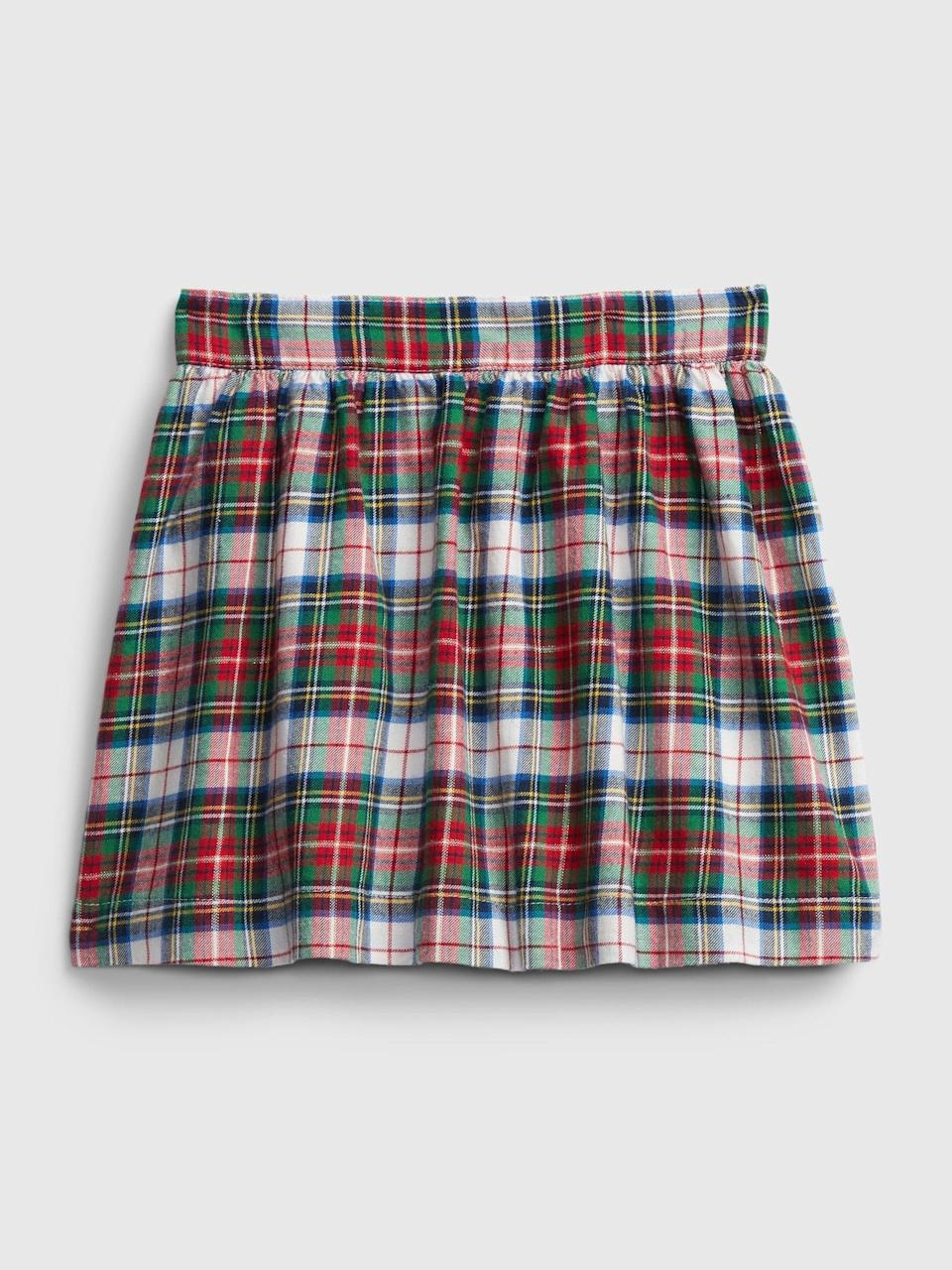 <p>Or mix and match plaids with this <span>Gap Toddler Plaid Skirt</span> ($20, originally $35)!</p>