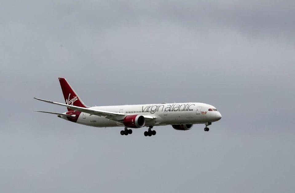 Demand for flights from the US to the UK are set to surge (PA Archive)