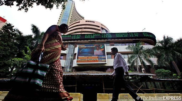 Sensex, Sensex today,rupee, rupee vs dollar, rupee value today, BSE Sensex today, NIFTY today, India Stock market, Indian Express, business news