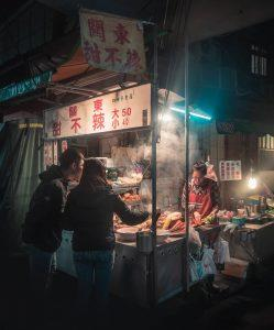 Taiwan is world-famous for its street food that makes this island a top foodie destination. (Courtesy of Breckler Pierre)