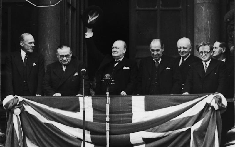 Winston Churchill  - Central Press/Hulton Archive/Getty Images