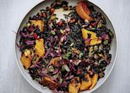 "<a href=""https://www.bonappetit.com/recipe/black-and-wild-rice-salad-with-roasted-squash?mbid=synd_yahoo_rss"" rel=""nofollow noopener"" target=""_blank"" data-ylk=""slk:See recipe."" class=""link rapid-noclick-resp"">See recipe.</a>"