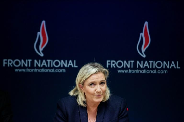 The National Front harbours little hope of Le Pen becoming president