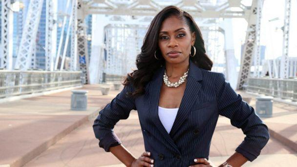 PHOTO: Keeda Haynes, a 42-year-old former public defender who was previously incarcerated for a crime she says she didn't commit, is running for Congress in Tennessee. (Courtesy Keeda Haynes)