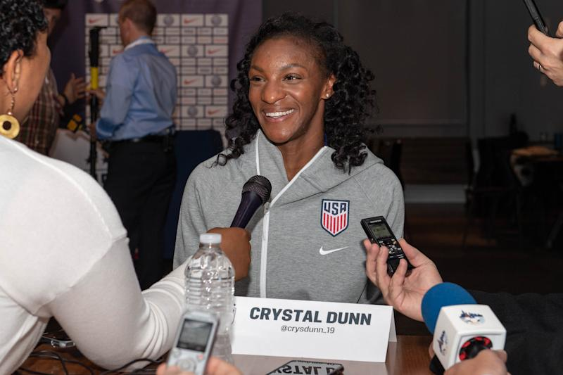 ce7c99e0a 2019 Women's World Cup: U.S. players are against the idea of using ...