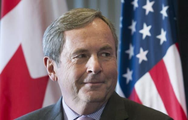 David MacNaughton, Canada's ambassador to the U.S. from 2016 to 2019, has worked with Stefanik.