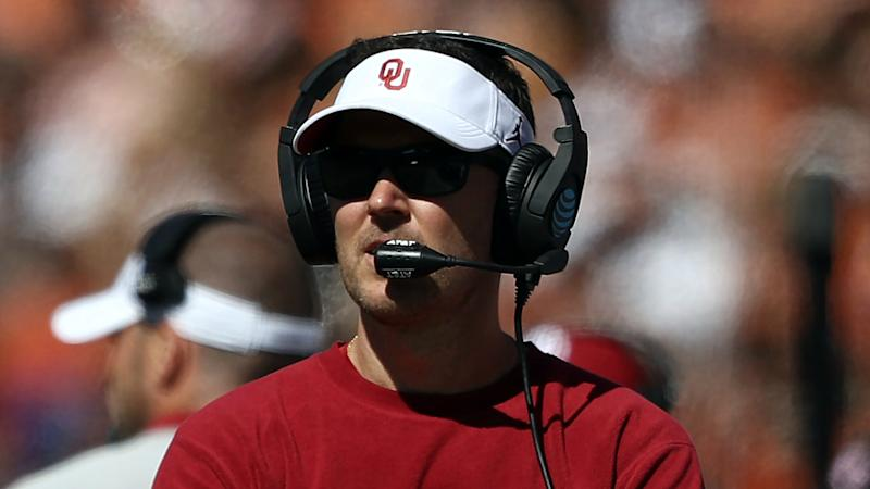 Oklahoma's Lincoln Riley says 'all but one person' in position group diagnosed with COVID-19