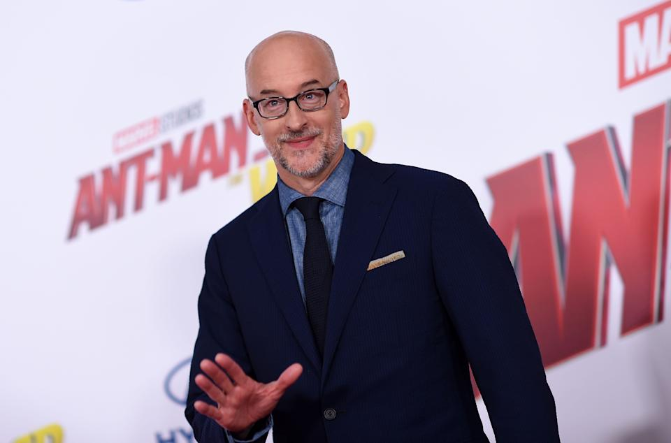 """Director Peyton Reed attends the World Premiere of Marvel Studios' """"Ant-Man and The Wasp"""" at the El Capitan Theater, on June 25, 2018, in Hollywood, California. (Photo by VALERIE MACON / AFP)        (Photo credit should read VALERIE MACON/AFP via Getty Images)"""