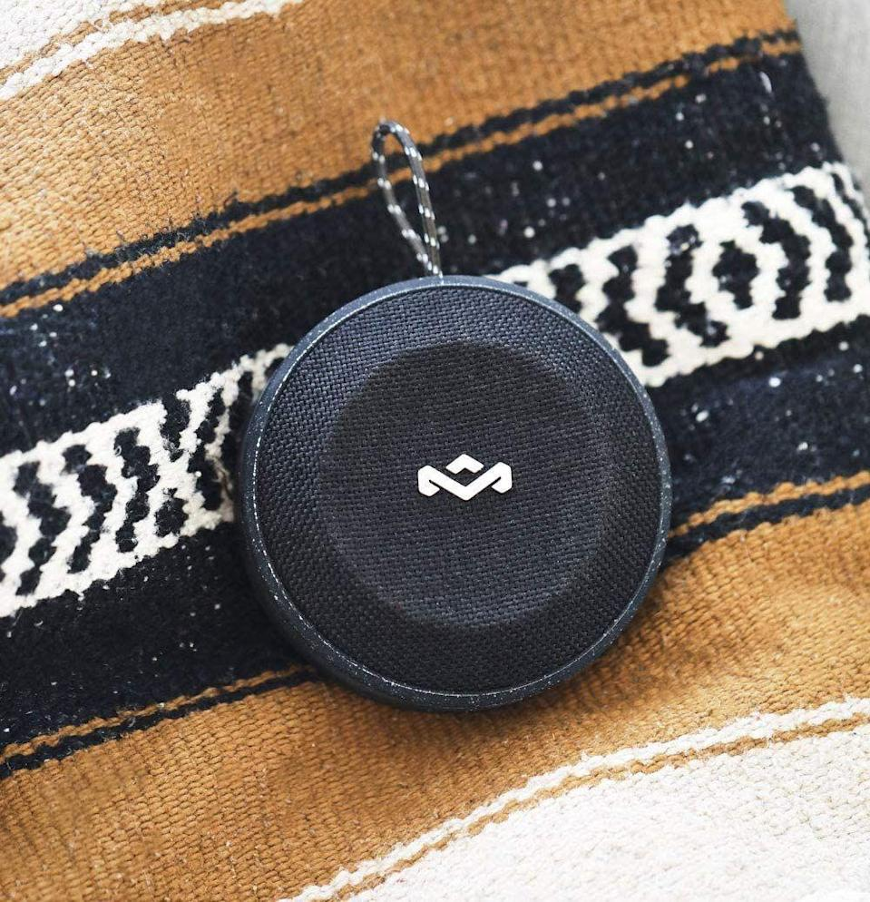 """<p><strong>House of Marley</strong></p><p>amazon.com</p><p><strong>$59.98</strong></p><p><a href=""""https://www.amazon.com/dp/B079V376CP?tag=syn-yahoo-20&ascsubtag=%5Bartid%7C10057.g.34417015%5Bsrc%7Cyahoo-us"""" rel=""""nofollow noopener"""" target=""""_blank"""" data-ylk=""""slk:Shop Now"""" class=""""link rapid-noclick-resp"""">Shop Now</a></p>"""