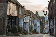 """<p>For the quirkiest Christmas getaway going, head to the historic <a href=""""https://www.countrylivingholidays.com/offers/east-sussex-rye-mermaid-inn-hotel"""" rel=""""nofollow noopener"""" target=""""_blank"""" data-ylk=""""slk:Mermaid Inn"""" class=""""link rapid-noclick-resp"""">Mermaid Inn</a> in Rye. Said to be haunted by ghosts, you're sure to have a story to tell at the dining table on Christmas Day! As the inn is popular among locals and visitors to this gorgeous West Sussex town, the Mermaid has been frequented by all sorts of characters over the centuries. </p><p>In fact, it's said William Shakespeare himself performed at the pub back in Mayor Making celebrations in the summer of 1597.The atmospheric rooms here are cosy and regal, with four-poster beds and historic flourishes. You'll want to cosy up by the roaring log fires to hear the local legends and you might even be able to tour the property with its owner.<br></p><p> <a class=""""link rapid-noclick-resp"""" href=""""https://www.countrylivingholidays.com/offers/east-sussex-rye-mermaid-inn-hotel"""" rel=""""nofollow noopener"""" target=""""_blank"""" data-ylk=""""slk:CHECK OUT OUR OFFER"""">CHECK OUT OUR OFFER</a> </p>"""
