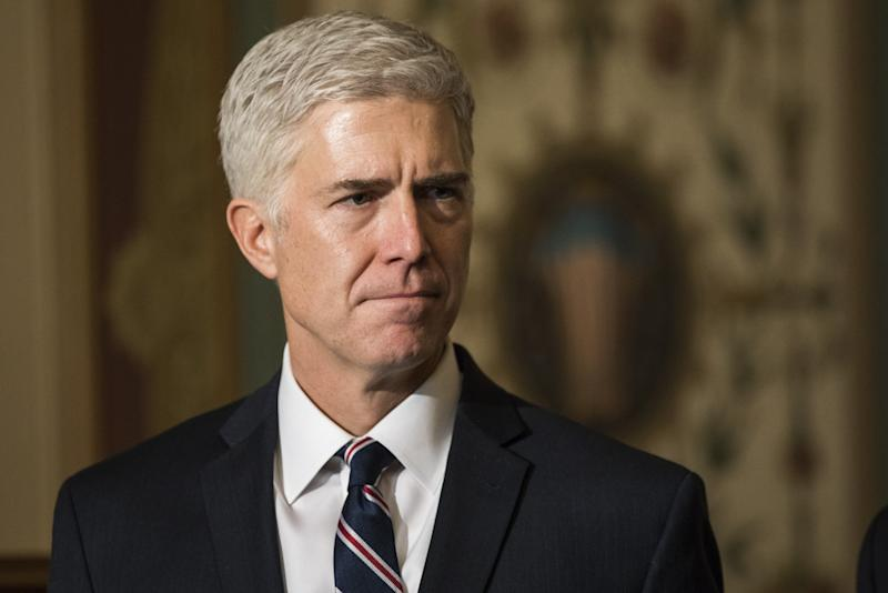 SCOTUS Nominee Neil Gorsuch Said Women 'Manipulate' Maternity Leave, According to Students