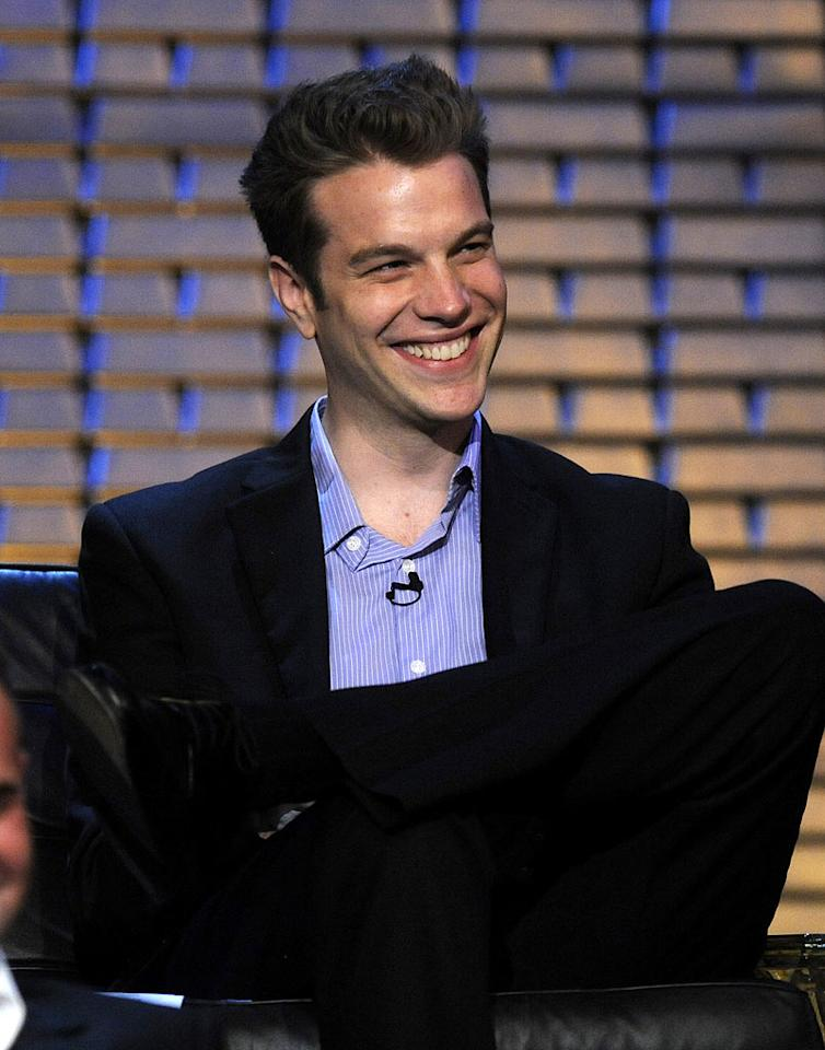 Comedian Anthony Jeselnik at the Comedy Central Roast Of Donald Trump.