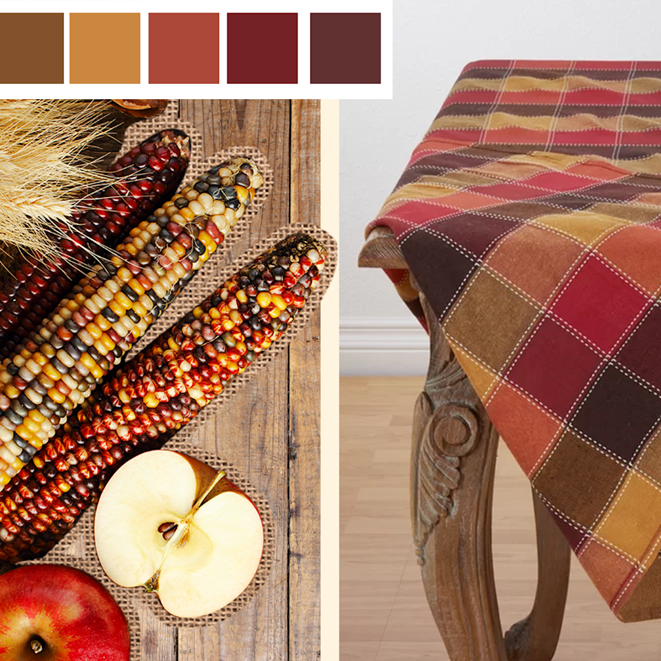 "<p>Why have one fall color when you can have them all? These muted shades of red, orange, yellow and beige pair well together without feeling too busy or loud.</p><p><a class=""link rapid-noclick-resp"" href=""https://go.redirectingat.com/?id=74968X1525078&xs=1&url=https%3A%2F%2Fwww.wayfair.com%2Fkitchen-tabletop%2Fpdp%2Floon-peak-bernardi-plaid-tablecloth-lnpe8412.html&sref=https%3A%2F%2Fwww.goodhousekeeping.com%2Fholidays%2Fthanksgiving-ideas%2Fg29150940%2Fthanksgiving-tablecloths%2F"" rel=""nofollow noopener"" target=""_blank"" data-ylk=""slk:SHOP TABLECLOTHS"">SHOP TABLECLOTHS</a></p>"