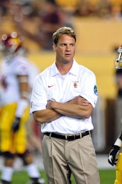Kiffin was fired after USC's loss to Arizona State. (USA Today)