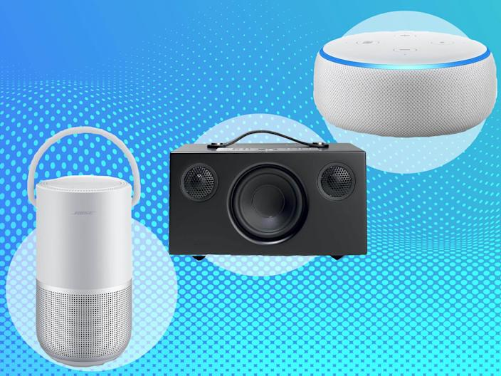 Have great quality sound throughout your home with these pods (The Independent/iStock)